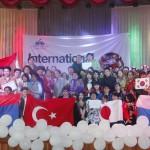 """""""International day"""" буюу Олон улсын өдөрлөг боллоо"""