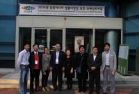 ШУС-ийн багш нар Олон улстай хамтын ажиллагаагаа өргөжүүлэхээр Солонгос улсыг зориод ирлээ