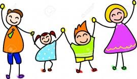 happy family clipart 6