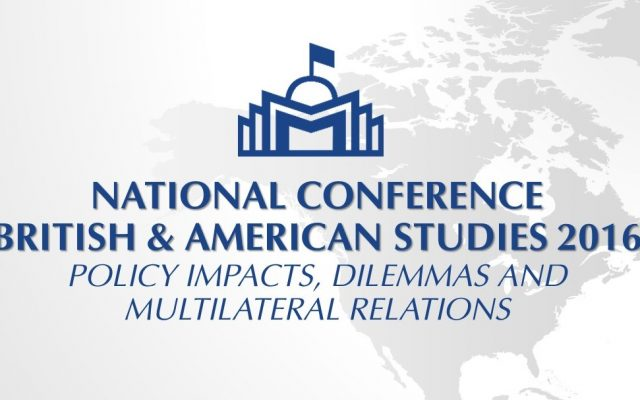 British & American Studies сэдэвт эрдэм шинжилгээний хурал болно