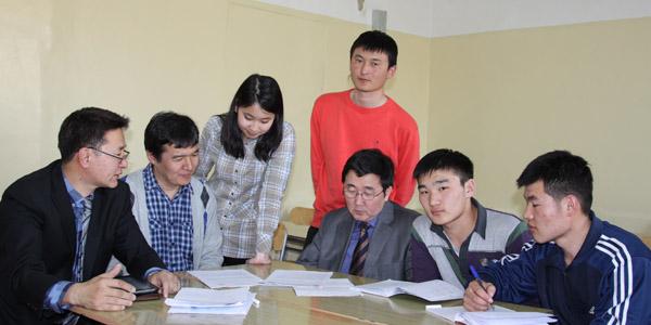 МУИС, ШУС, Химийн тэнхимийн эрдэм шинжилгээний их семинарт урьж байна