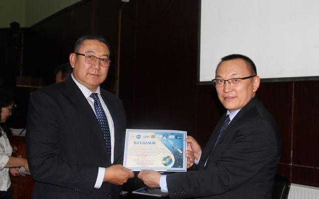 Я.Төмөрбаатар: Мазаалай хиймэл дагуул Монгол Улсынхаа тусгаар тогтнолыг баталгаажуулна