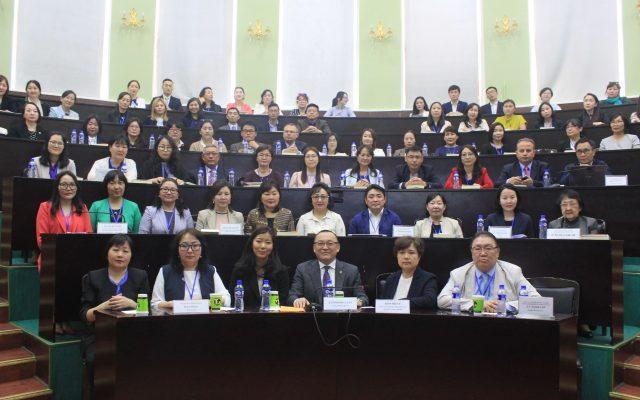 Ази судлалын олон улсын эрдэм шинжилгээний хурал боллоо /ICAS 2018/