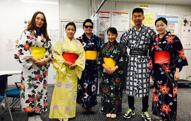 """""""Sakura Science Program-2018""""-д МУИС-ийн оюутнууд амжилттайоролцлоо"""
