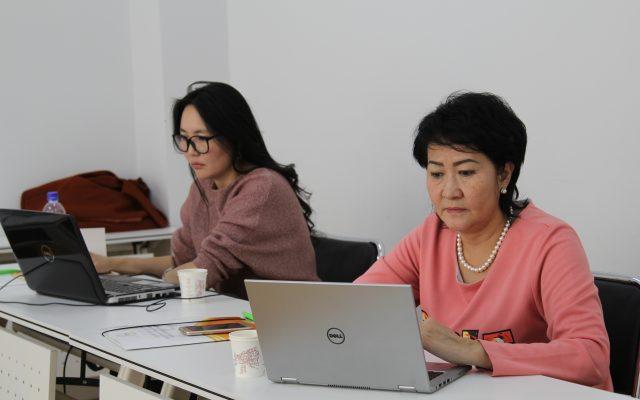 МУИС-ийн Багшийн хөгжил, цахим сургалтын төвийн Faculty Writing Retreatsхөтөлбөр эхэллээ