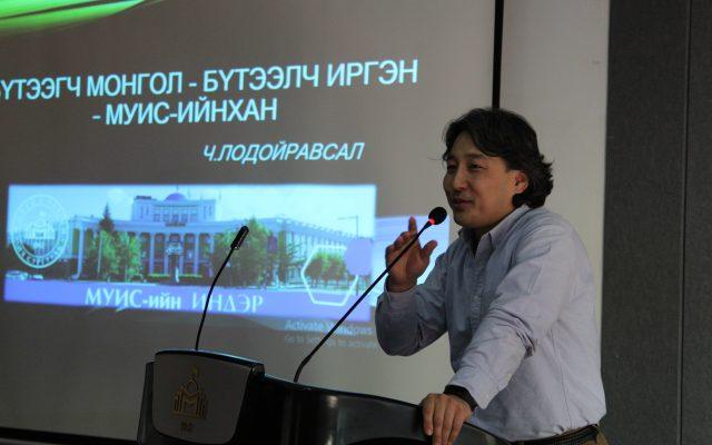 Ч.Лодойравсал: Зорилгодоо итгэдэггүй хүн хол явахгүй