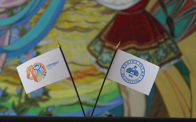 Монгол Улсын Их Сургууль, Олон Улсын Хүүхдийн Найрамдал Цогцолбортой хамтын ажиллагааны гэрээ үзэглэлээ