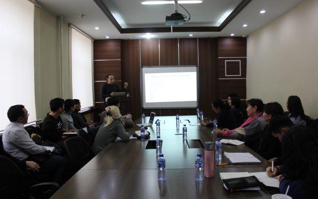 Монгол судлалын ээлжит семинар боллоо