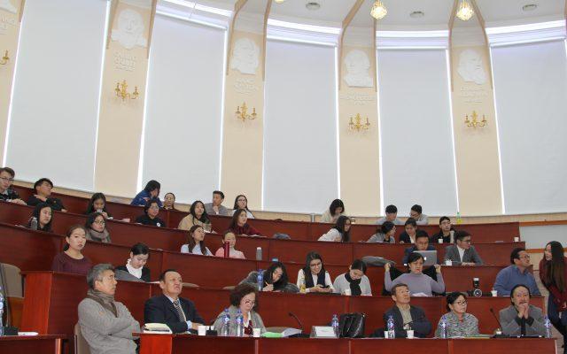 """""""Эрэл-Шийдэл 2018"""" оюутны эрдэм шинжилгээний хурал амжилттай зохион байгуулагдлаа"""