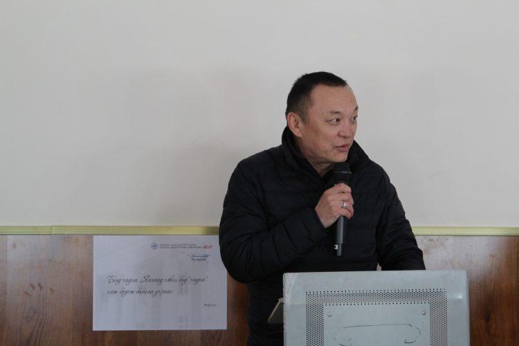 Монголоо манлайлж Дэлхийд МУИС өрсөлдөнө