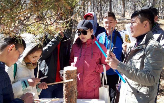 Хүрээлэн буй орчин, ойн инженерчлэлийн тэнхимийн хөтөлбөр сурталчлах өдөрлөг амжилттай зохион байгуулагдлаа
