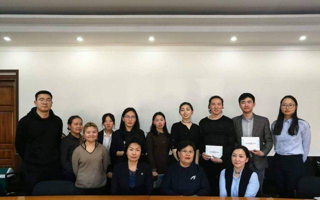 Хүмүүнлэгийн ухааны хэлний бус салбарын оюутныэрдэм шинжилгээний хурал амжилттай боллоо