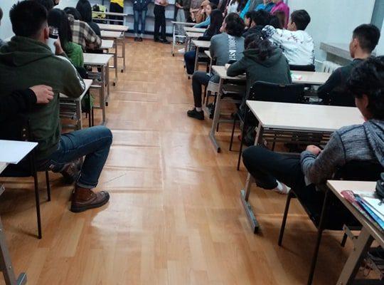 """МУИС-ийн дотуур байрны оюутнуудтай """"Оюутан насны нөхөрлөл"""" сэдвээр ярилцлаа"""