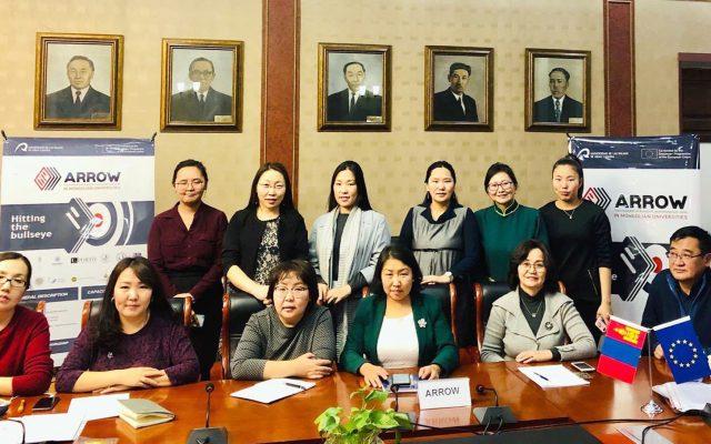 CLUSTER MEETING in Ulan Bator, 4th December 2019