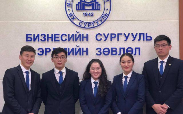 МУИС-ийн Бизнесийн сургуулийн Санхүүгийн тэнхимийн багш оюутнуудын баг Ази-Номхон далайн бүс нутгийн CFA Research Challenge 2020 тэмцээнд амжилттай оролцлоо