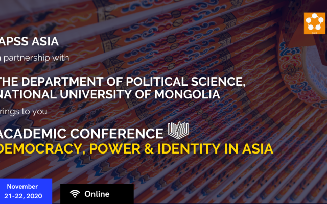 Academic Conference | Democracy, Power, and Identity in Asia