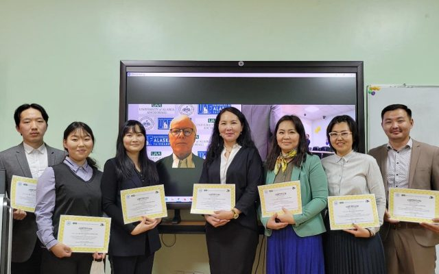 """""""Best Paper Awards"""" of the Public Administration Program Students ceremony was successfully held"""